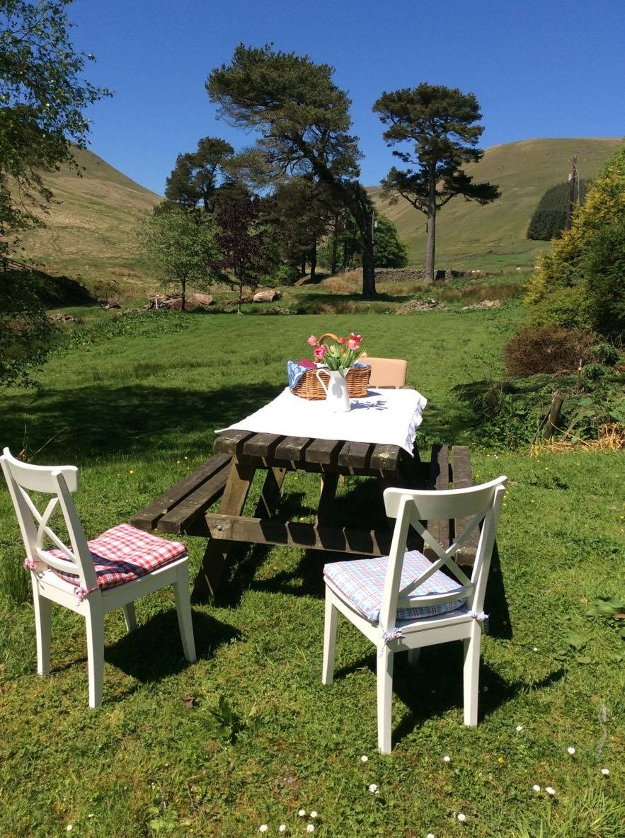 Paintbox Luxury Art Retreat- Sunshine and Cream Teas